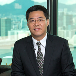 Chen Shuang, Executive Director and CEO, China Everbright Ltd.
