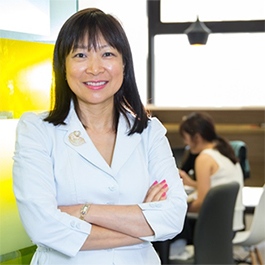 Florence Yip, Partner & Asia Pacific  Financial Services Tax Leader, PwC