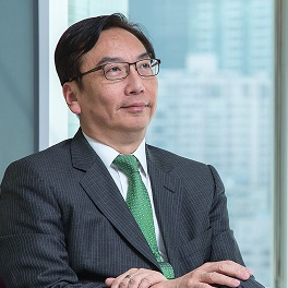 Raymond Cheng, Group General Manager and COO, Asia Pacific, HSBC