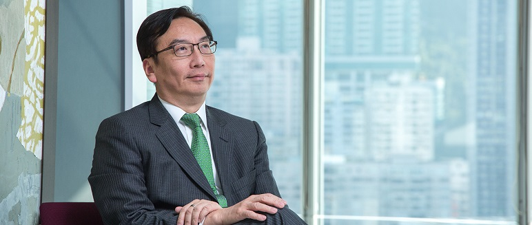 Raymond Cheng, Group General Manager and Chief Operating Officer, Asia Pacific, HSBC