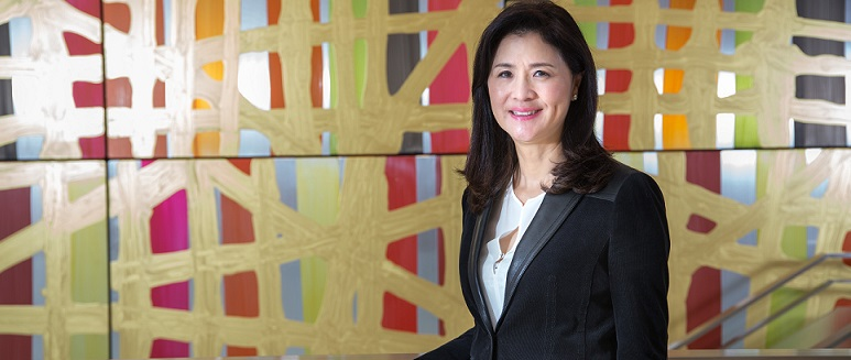 Amy Lo, Chairman of Private Wealth Management Association (PWMA); Chairman and Head of Greater China, UBS Wealth Management; Chief Executive of UBS Hong Kong Branch; Group Managing Director of UBS