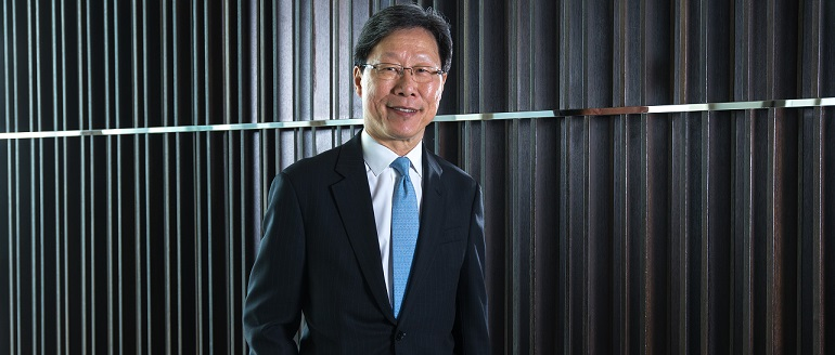 Peter Lo, Chief Country Officer, Deutsche Bank, Hong Kong