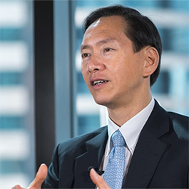 Bernard Chan, President, Asia Financial Holdings and Asia Insurance Co.