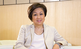 Laura Cha, Chairman, Hong Kong Exchanges and Clearing Limited