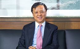 Charles Li, Chief Executive, Hong Kong Exchanges and Clearing Limited