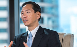 Bernard Chan, President, Asia Financial Holdings Limited and Asia Insurance Company Limited