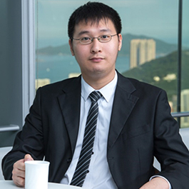 Tommy Chan, Senior Actuarial Associate, Prudential Hong Kong