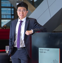 Johnny Ho, Project Manager, HSBC Operations Services & Technology, HSBC