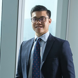 Cyrus Chan, Associate, GME-Global Prime Finance, Synthetic Equity Trading, Deutsche Bank